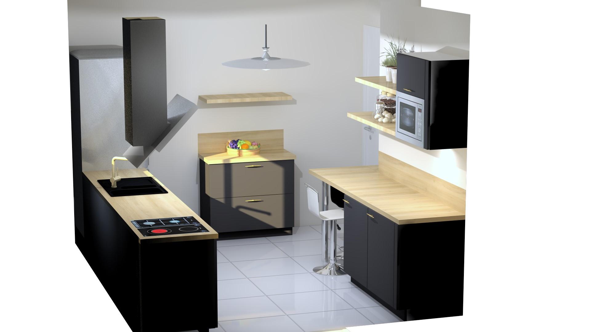 Cuisine 3D – 3