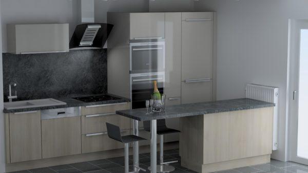 Projet 3D cuisine sur mesure – 9