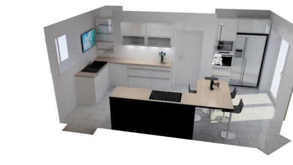 Projet 3D cuisine sur mesure – 10