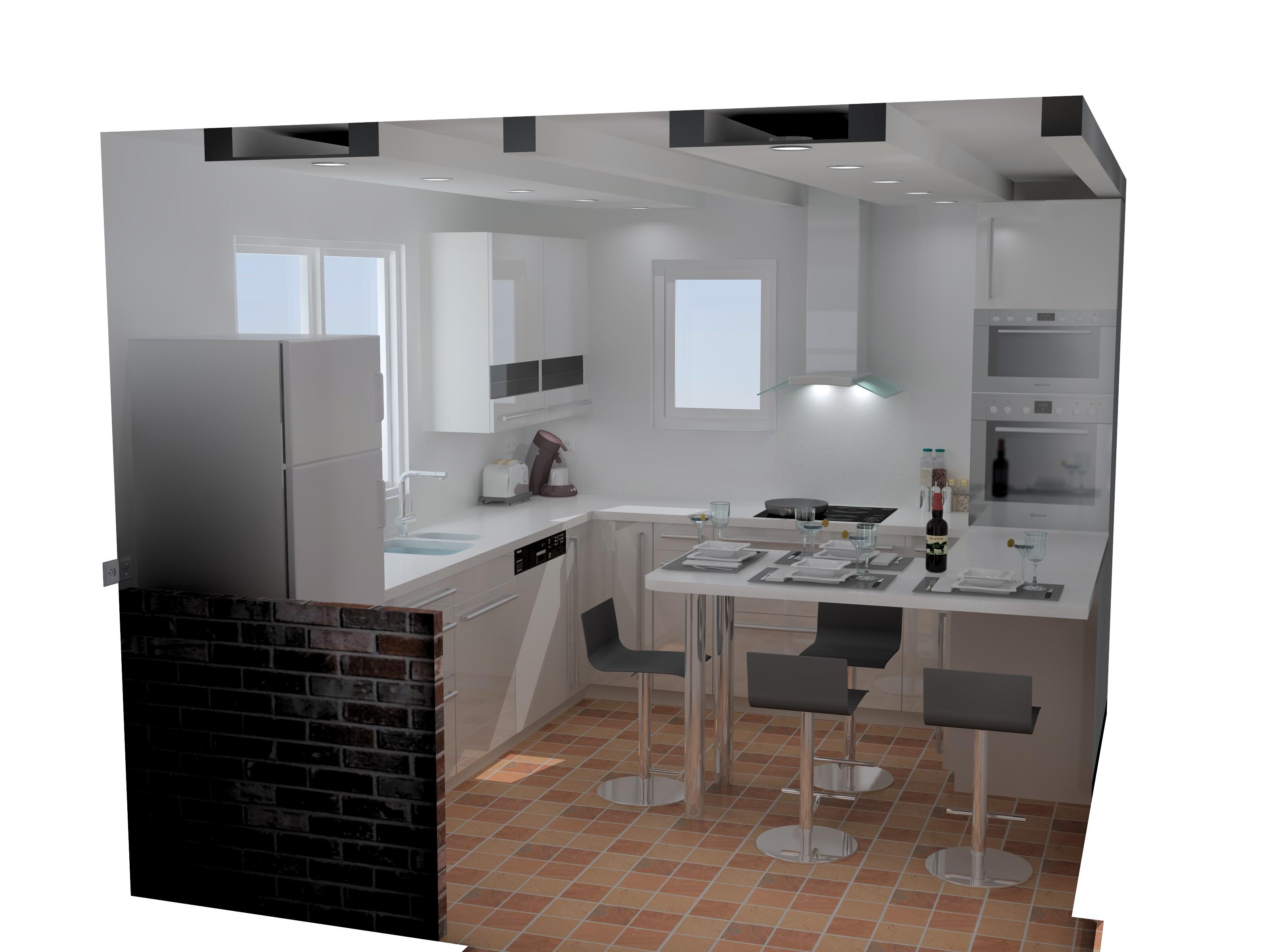 Projet 3D cuisine – 12