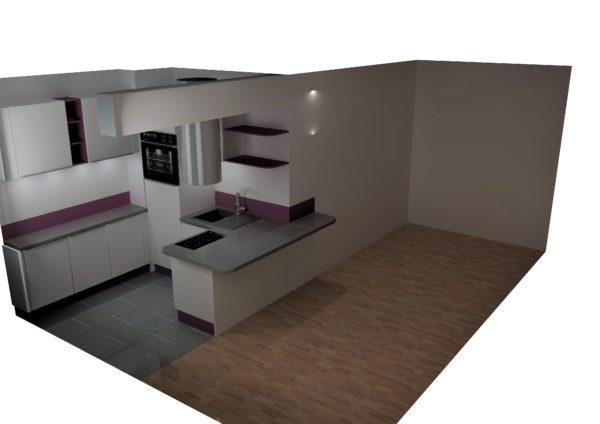 Projet petite cuisine 3D – 14